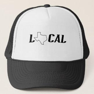 Boné Local de Texas