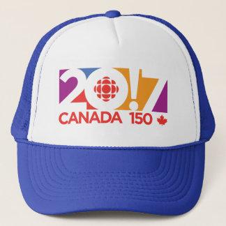 Boné Logotipo 2017 de CBC/Radio-Canada