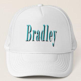 Boné Logotipo conhecido azul de Bradley,