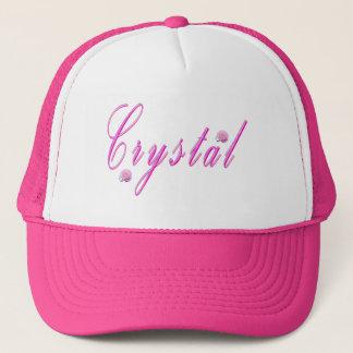 Boné Logotipo conhecido das meninas de cristal,