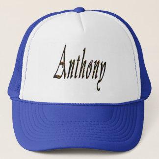 Boné Logotipo conhecido de Anthony,