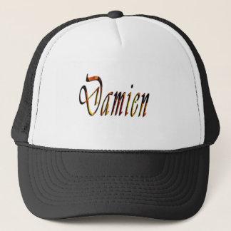 Boné Logotipo conhecido de Damien,
