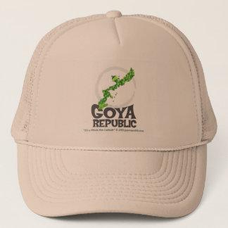 Boné Logotipo corajoso da república de Goya