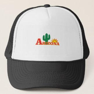 Boné Logotipo da arizona simples