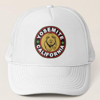 Boné Logotipo do círculo de Yosemite