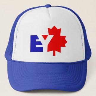 Boné Logotipo do leste de York
