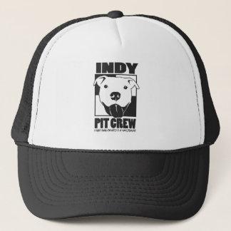 Boné Logotipo do oficial do grupo de poço de Indy