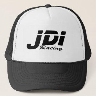 Boné Logotipo do preto do chapéu do camionista de JDI