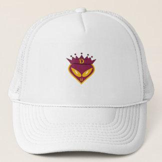 Boné Logotipo estrangeiro de Crownholder