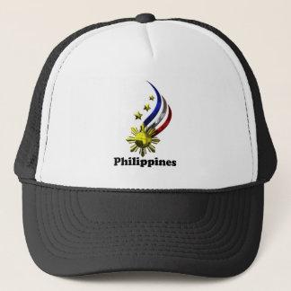 Boné Logotipo filipino original. Mabuhay Pilipinas!