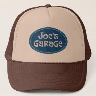 Boné Logotipo retro da garagem de Joe