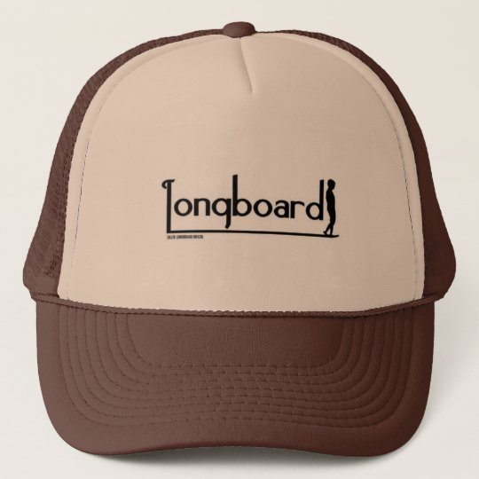 Boné Longboard brasil