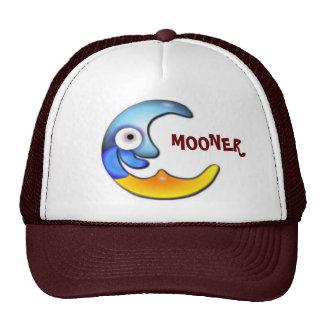 """Boné louco dos desenhos animados de """"Mooner"""""""