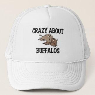 Boné Louco sobre búfalos