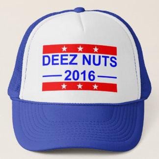 Boné Loucos de Deez para o presidente