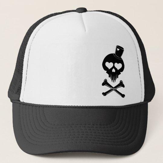 Boné Love-Skull-003