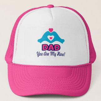 Boné ❤↷Love você pai, você é meus chique & na moda do