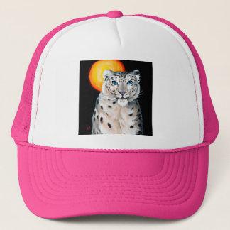 Boné Lua do leopardo de neve
