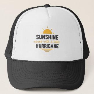 Boné Luz do sol misturada com o tipo do furacão de