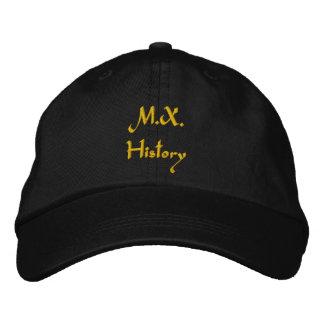 Boné M.X. História