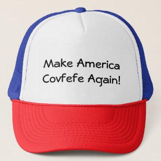 Boné MACA fazem América Covfefe outra vez!