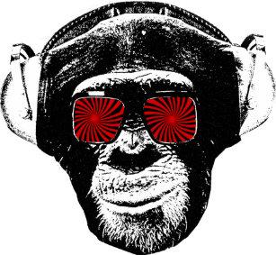 f2e30b9b155fb Bonés   Chapéus Macaco Engraçado