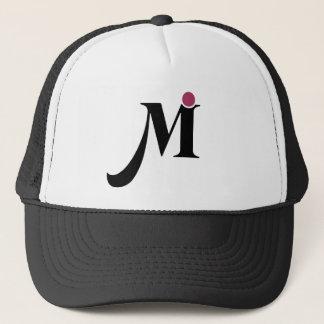 Boné Mães no chapéu do camionista do movimento