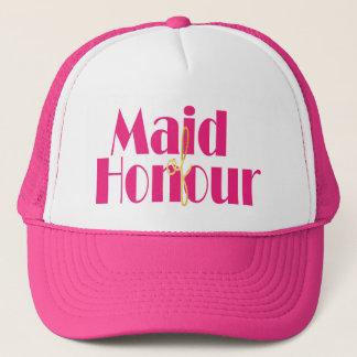 Boné Maid-of-honour.