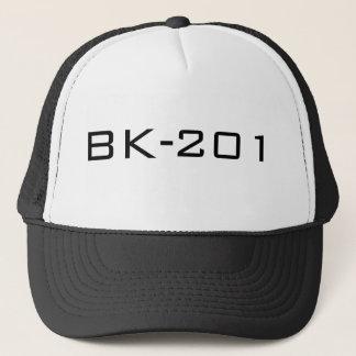 Boné Mais escuro do que o preto: BK-201