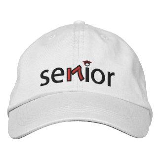 Boné mais velho 2017 - chapéu vermelho