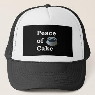 Boné Mais zen qualquer coisa provérbios - paz do bolo