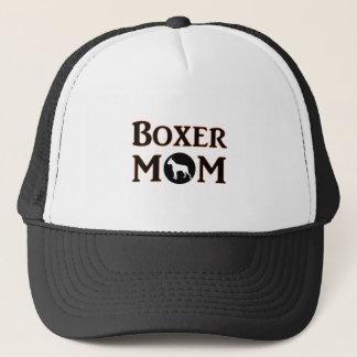Boné mamã do pugilista