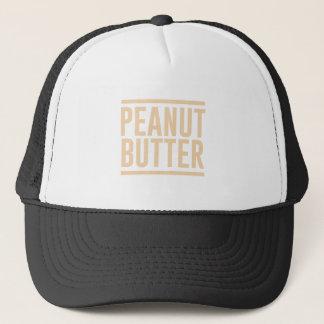 Boné Manteiga de amendoim