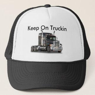 Boné Mantenha em Truckin