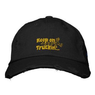 Boné Mantenha em Truckin com nome personalizado