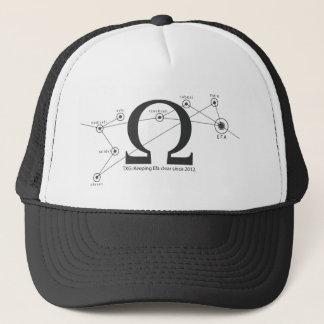 Boné Mantenha o chapéu claro do Efa