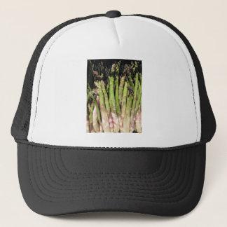 Boné Mão fresca do aspargo escolhida do jardim