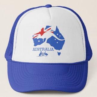 Boné Mapa de Austrália