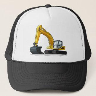Boné Máquina escavadora