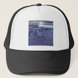 Boné Mar congelado de Netuno