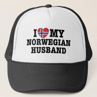 Boné Marido norueguês