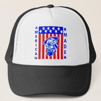 Boné Marinheiro feito americano da bandeira do crânio