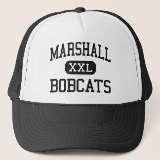 Boné Marshall - linces - alto - Marshall Arkansas