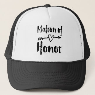 Boné Matrona do t-shirt da honra