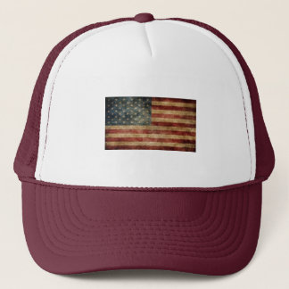 Boné mau do design do chapéu da nos-bandeira dos badass