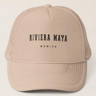 Boné Maya México de Riviera