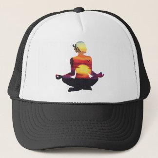 Boné Meditação da ioga