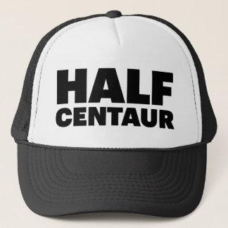 Boné MEIO chapéu do camionista do slogan do