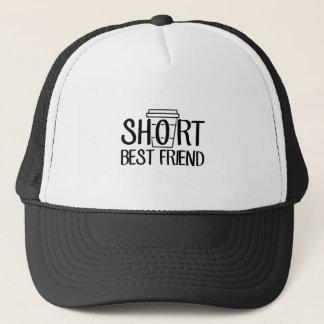 Boné Melhor amigo curto
