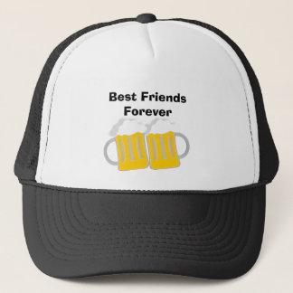Boné Melhores amigos para sempre